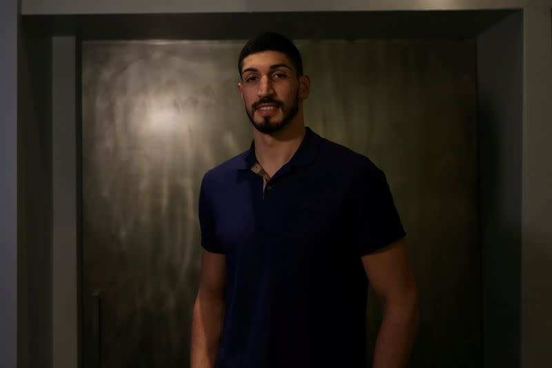 Father of Turkish NBA player Kanter acquitted of terrorism links