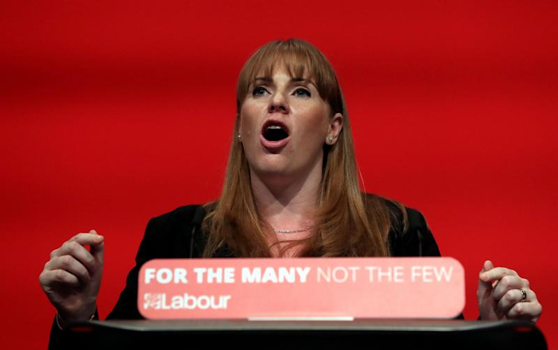 Ms Rayner will describe the academy system as 'not fit for purpose': PA