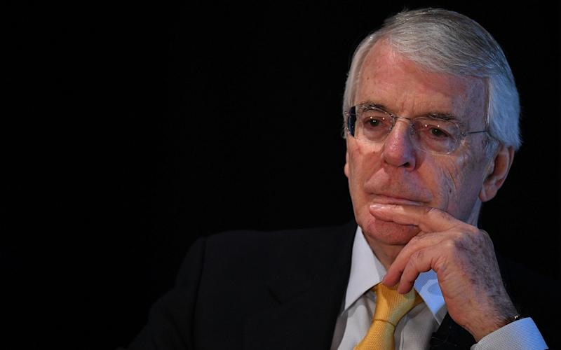 Sir John Major - Getty Images Europe