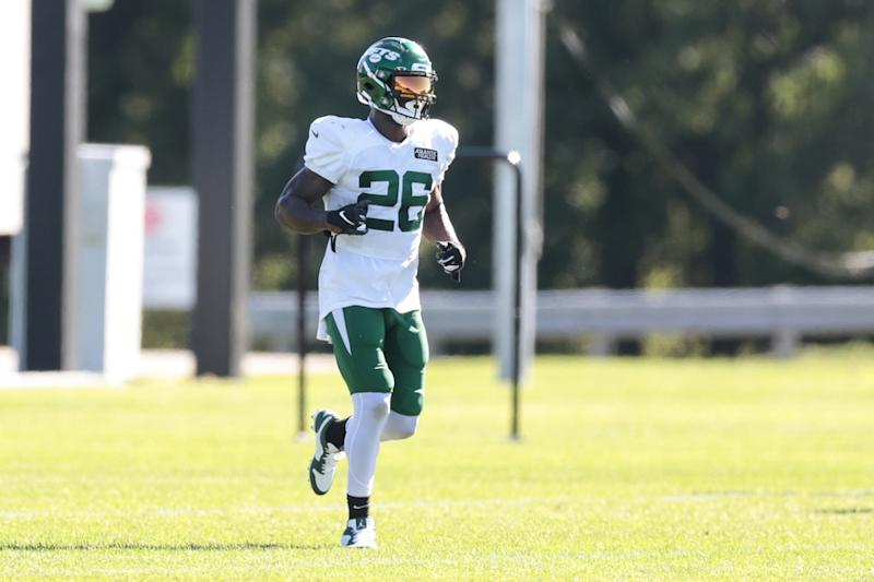 Jets RB Le'Veon Bell