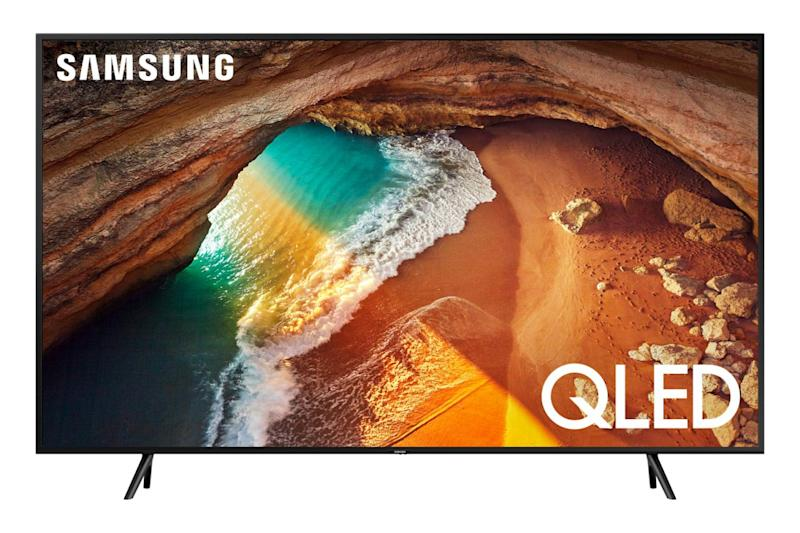 Great value on 4K TVs from Samsung. (Photo: Amazon)