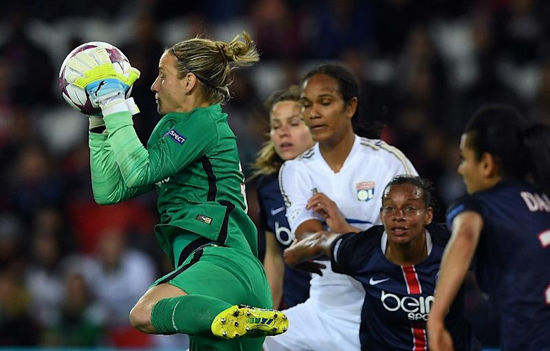 Chelsea goalkeeper Ann-Katrin Berger conquered cancer so facing five-time Champions League champions Lyon holds little fear for her