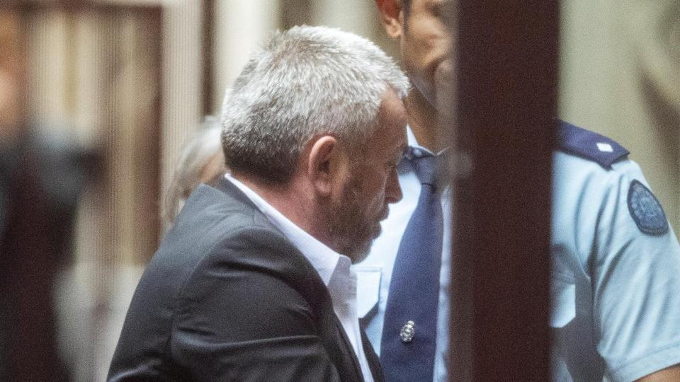 Borce has admitted to the manslaughter of his wife on Wednesday. Source: AAP