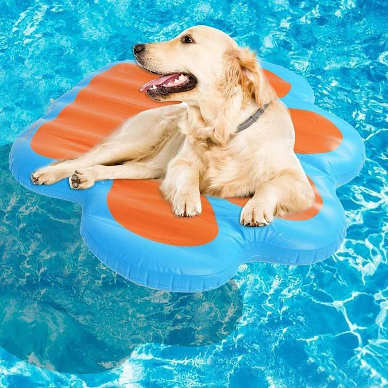 Kooltail Paw Dog Pool Float (Photo: Amazon)