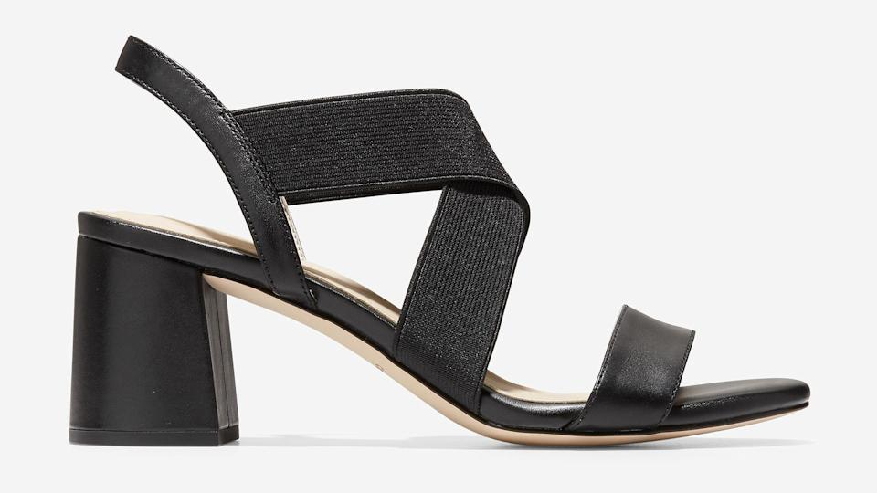 These heels are absolutely on-trend—and on sale, too.