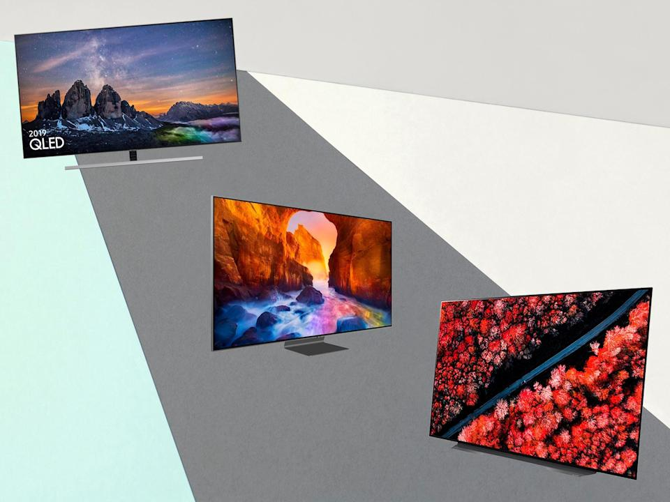 Practically all 4K screens are smart with wireless internet connections, so you can directly access apps like Netflix (iStock/ The Independent)