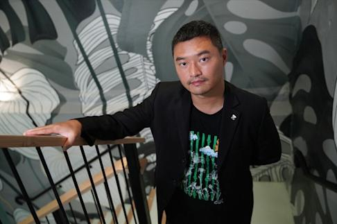 Bosco Law Ching-kit, CEO of Lawsgroup and part-owner of Bossini. Photo: Winson Wong