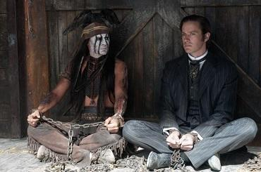 Johnny Depp Can't Save 'Lone Ranger' From Being 'John Carter'-Sized Bomb for Disney