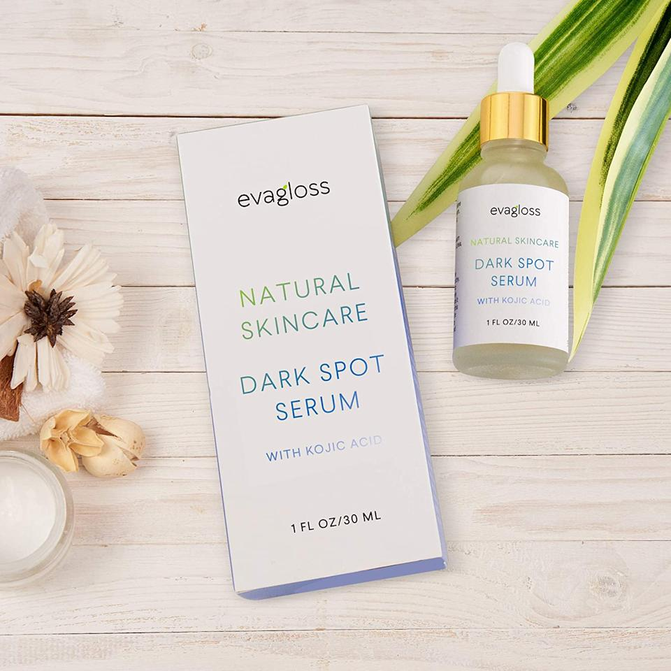 Evagloss Dark Spot Serum with Kojic Acid. Amazon, $15 (originally $18)