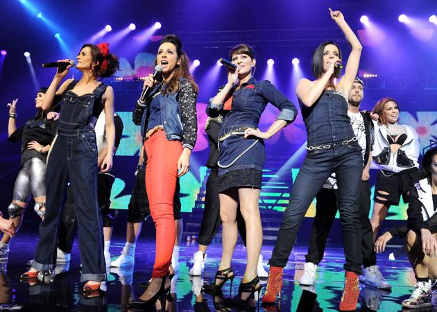 B*Witched returned to the limelight this year when taking part in ITV2's The Big Reunion. No one can do an Irish jig like these girls. No one. Copyright [Rex]