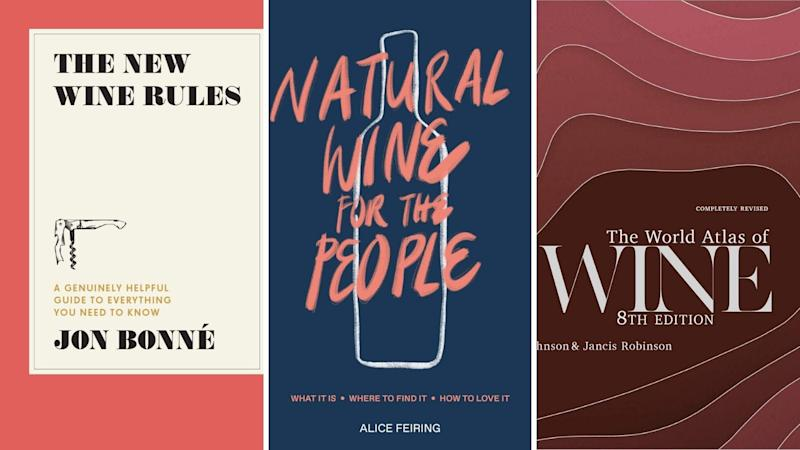 Best gifts for wine lovers 2019: Wine books