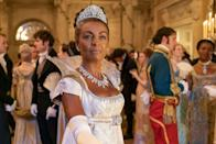 <p>Adjoa Andoh plays Lady Danbury faultlessly, and it's no surprise to find out that she's a veteran actor who's worked with the likes of The Royal Shakespeare Company. Adjoa's had roles in literally every show <em>ever—</em>but if she looks familiar to you, it might be thanks to her stint on <em>Law & Order: UK. </em></p>