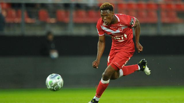 The 22-year-old's impressive form at the Ligue 2 side forced Lille to push for his early return