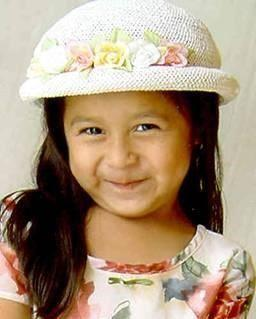 Sofia Juarez disappeared in 2003, the day before her fifth birthday. Source: Kennewick Police