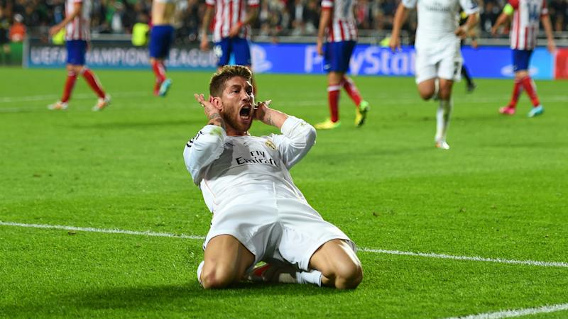 Ramos' Real Madrid goal changed Champions League histor, says Modric