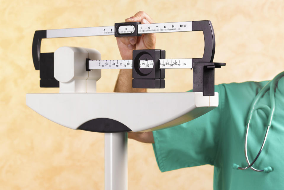 Could measuring waist circumference help in the battle against obesity? (Getty)