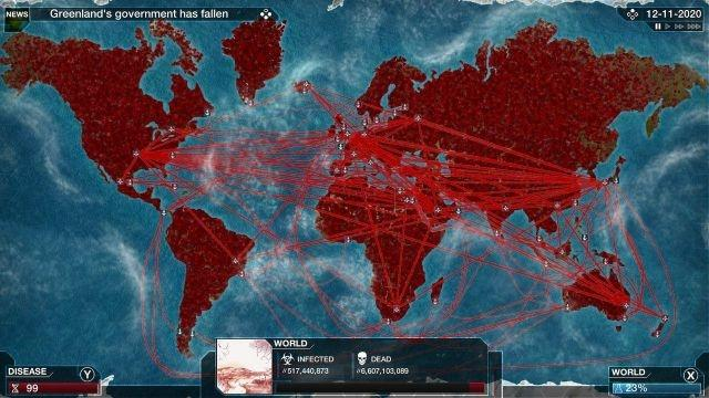 'Plague Inc.' changing sides with anti-pandemic update