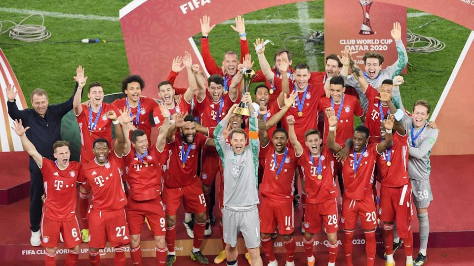 FIFA Club World Cup: Bayern beat Tigres to become champions