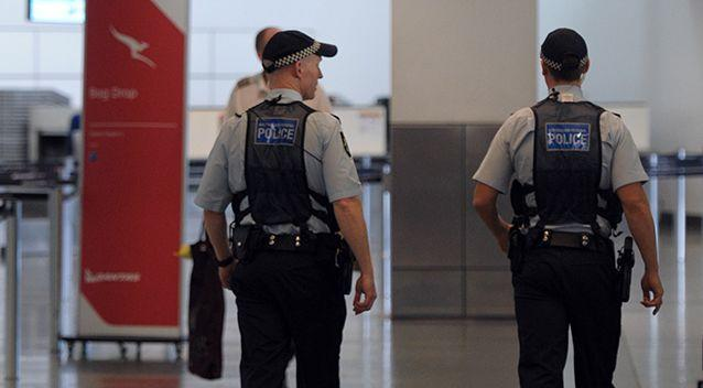 The AFP say they lack power when it comes to airport security. Source: AAP