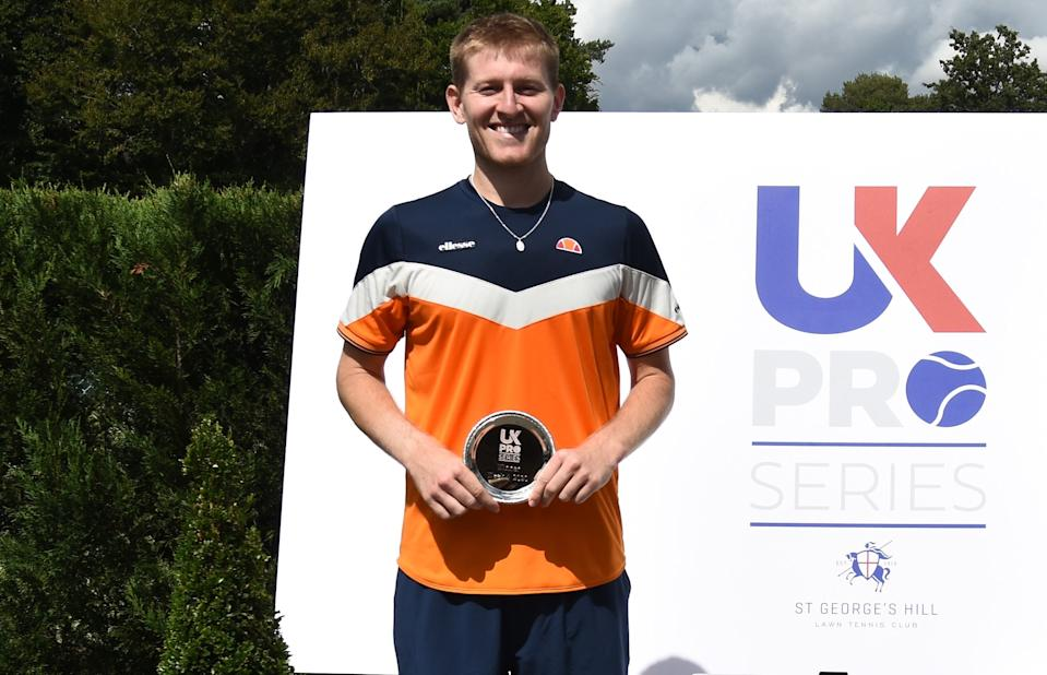 Johnson secured his place at the UK Pro Classic after winning one of five individual qualifying weeks