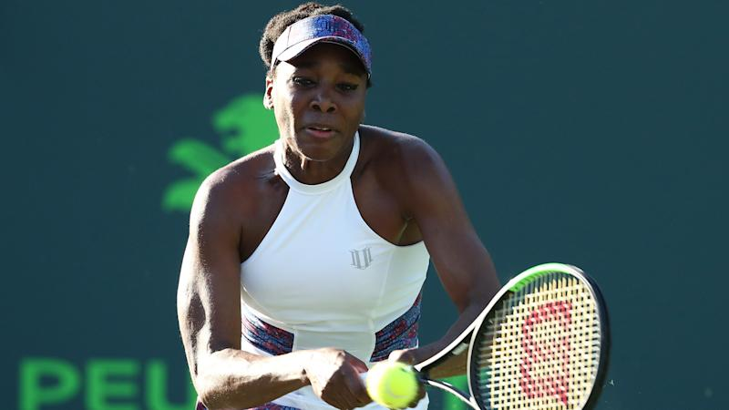 Wozniacki exits as Venus, Konta cruise in Miami