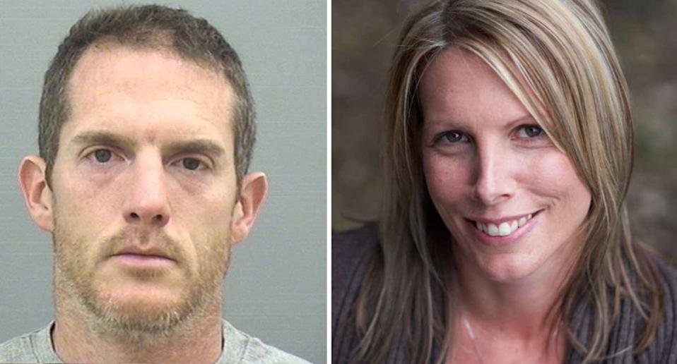 Timothy Brehmer, left, denied murdering Claire Parry, right, but admitted manslaughter. (PA/Elizabeth Cook)
