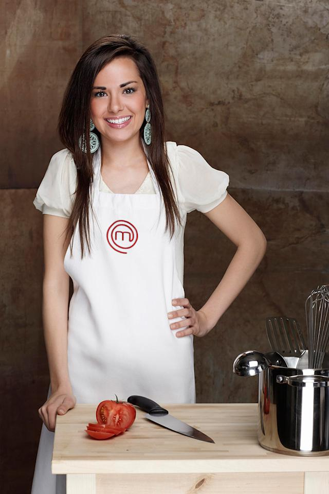 "Whitney Miller, a student from Poplarville, MS, is one of the top 14 finalists on ""MasterChef."""
