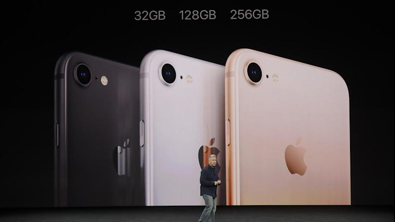Key features on Apple's new iPhones