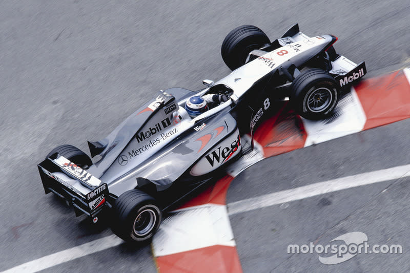 "1998: McLaren-Mercedes MP4/13<span class=""copyright"">LAT Images</span>"