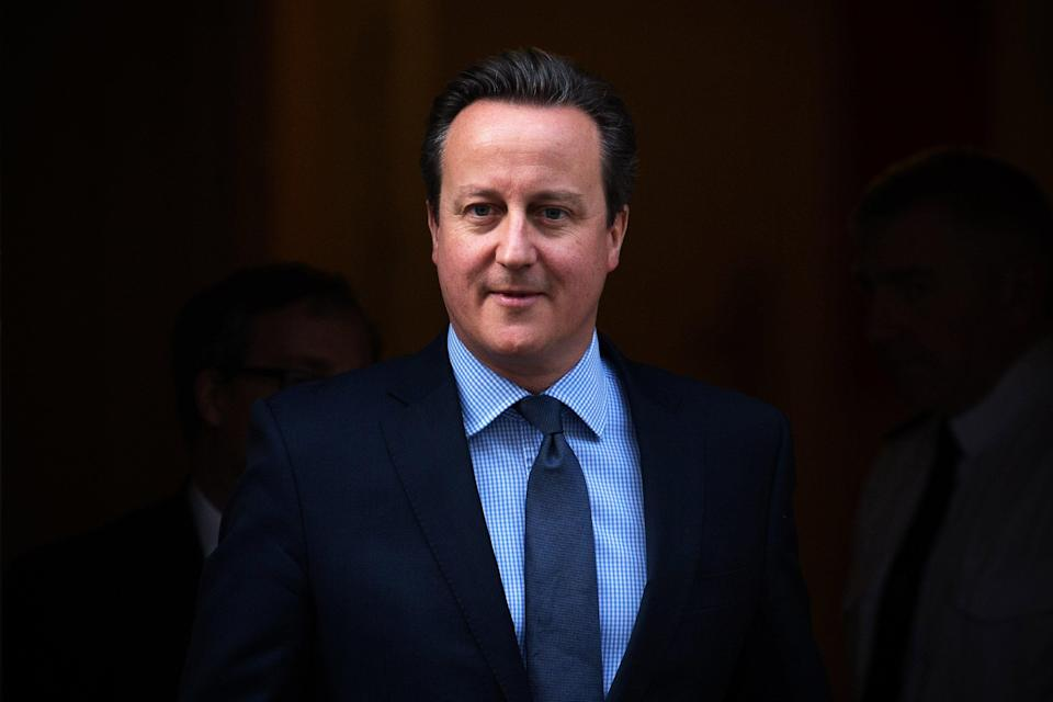 David Cameron said the UK was too focused on a flu-type pandemic emerging (Getty Images)