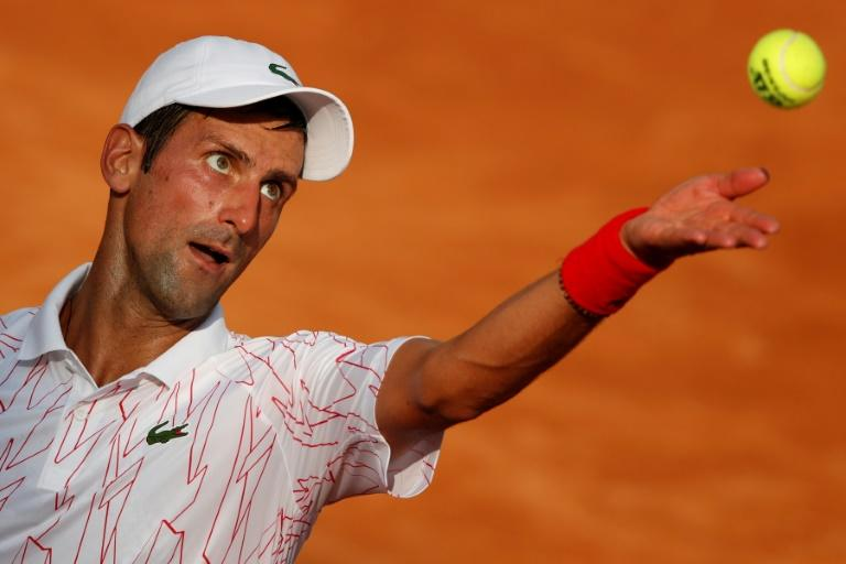 Djokovic, Nadal into last eight as Italian Open prepares for fans