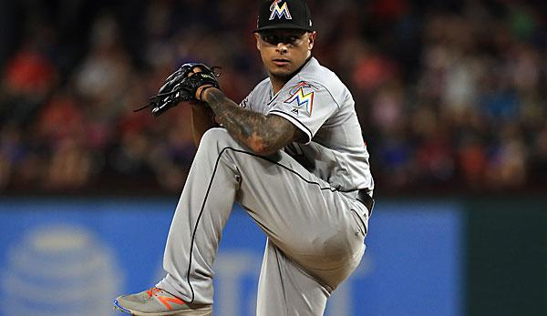 MLB: New York Mets holen Marlins-Closer