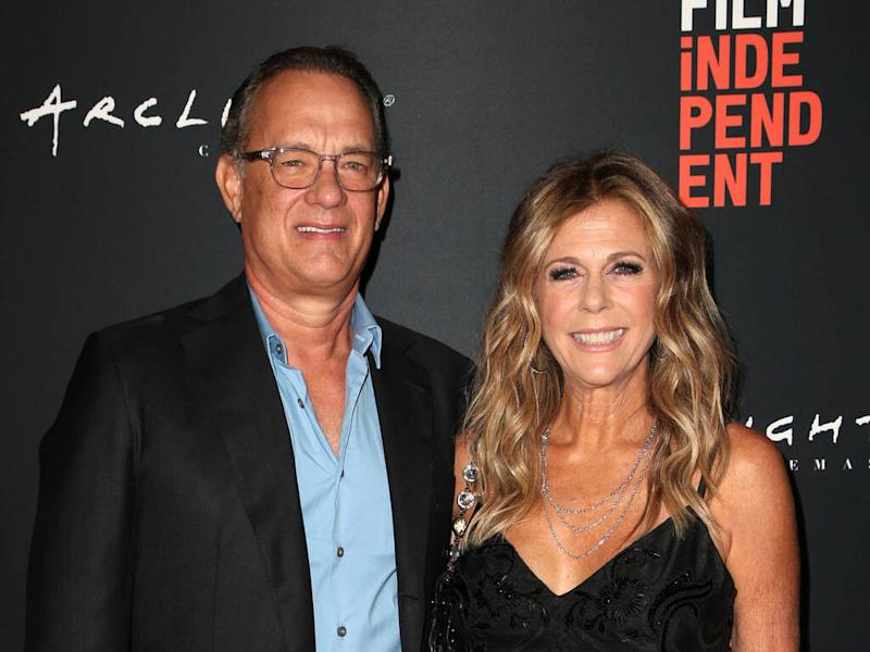 Tom Hanks officially becomes a Greek citizen