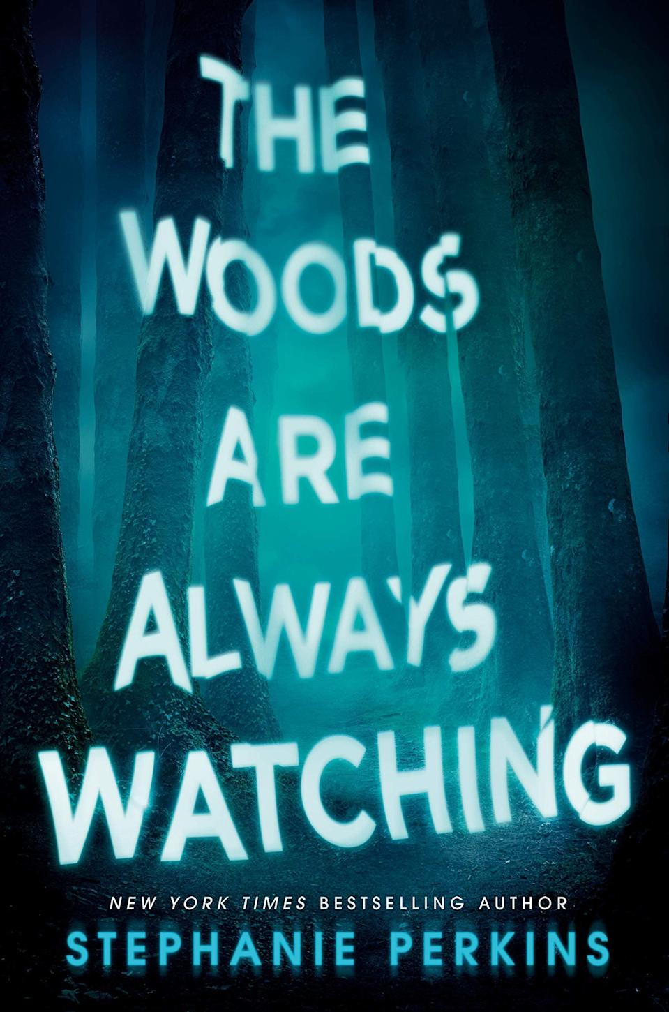 <p>Stephanie Perkins returns to the world of horror with <span><strong>The Woods Are Always Watching</strong></span>. When two girls head into the woods on a backpacking trip, things quickly go wrong when they cross paths with a serial killer.</p> <p><em>Out Aug. 3</em></p>