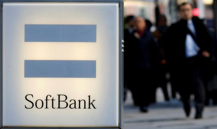 SoftBank criticises Moody's after two-notch downgrade
