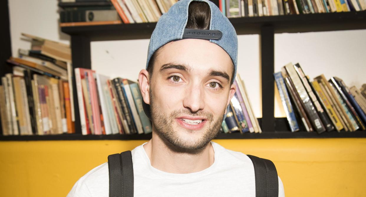 Tom Parker is making a documentary about his brain tumour battle. (David Jensen/ EMPICS Entertainment)