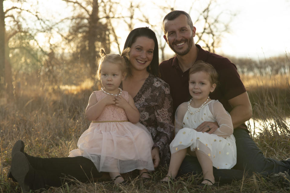 The Watts family before the tragic murders of Shannan Watts and her two children by her husband, Chris Watts, a story told in the Netflix documentary, 'American Murder: The Family Next Door' (Photo: Shannan Watts/Courtesy of Netflix)
