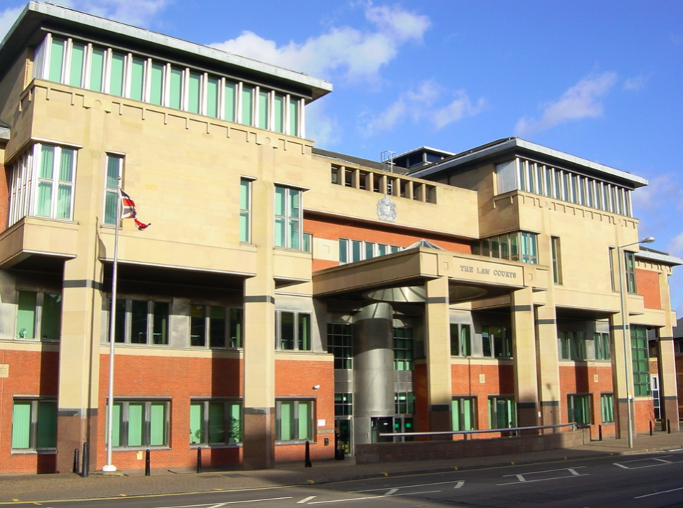 Mallett was sentenced to nine years at Sheffield Crown Court (Wikipedia)