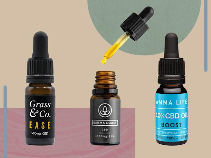 <p>Different CBD oils can have a wide range of benefits</p> (iStock/The Independent)
