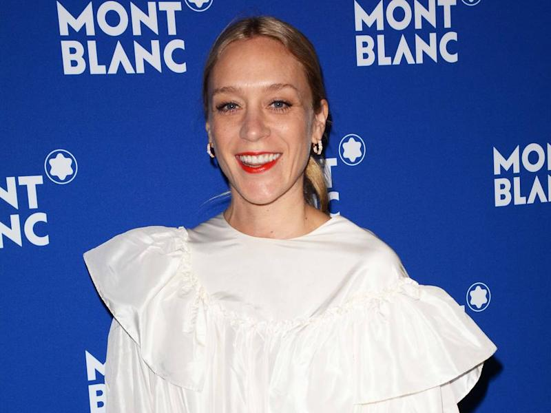 Chloe Sevigny gifts perfume to her doorman