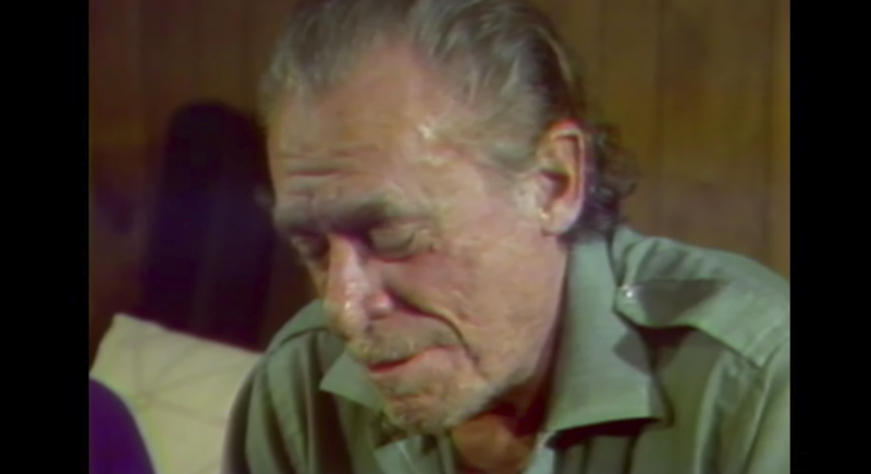 You Never Had It : An Evening With Charles Bukowski (capture d'écran)