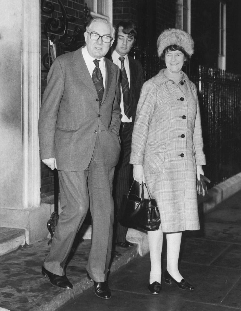 Audrey Callaghan steered clear of the spotlight during her husband James' time at Downing Street. The former Labour member joined the board of governors at Great Ormond Street Hospital in 1969 and continued to raise funds for the hospital for the subsequent 30 years. <em>[Photo: Getty]</em>