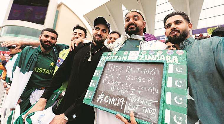 ICC World Cup 2019, Pakistan, Pakistan cricket fans, cricket and religion, India vs Pakistan, Ind vs PAk, Cricket fans, Hindutva, religion, Indian Express
