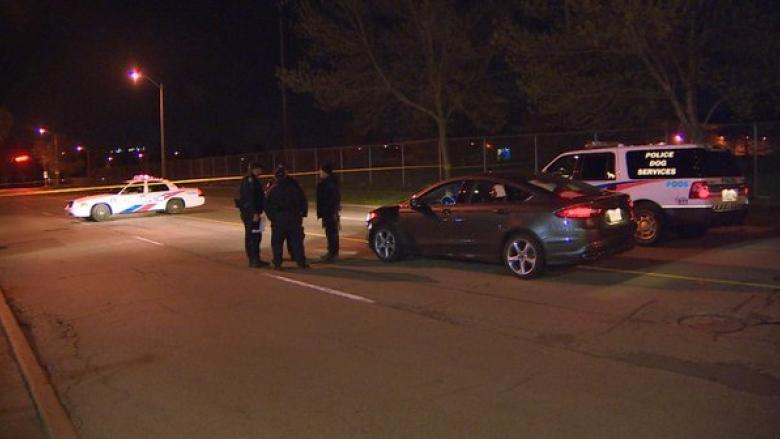 Pregnant woman killed in drive-by shooting in Rexdale, baby born by C-section in stable condition