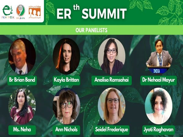 Some panelists from the ERth summit