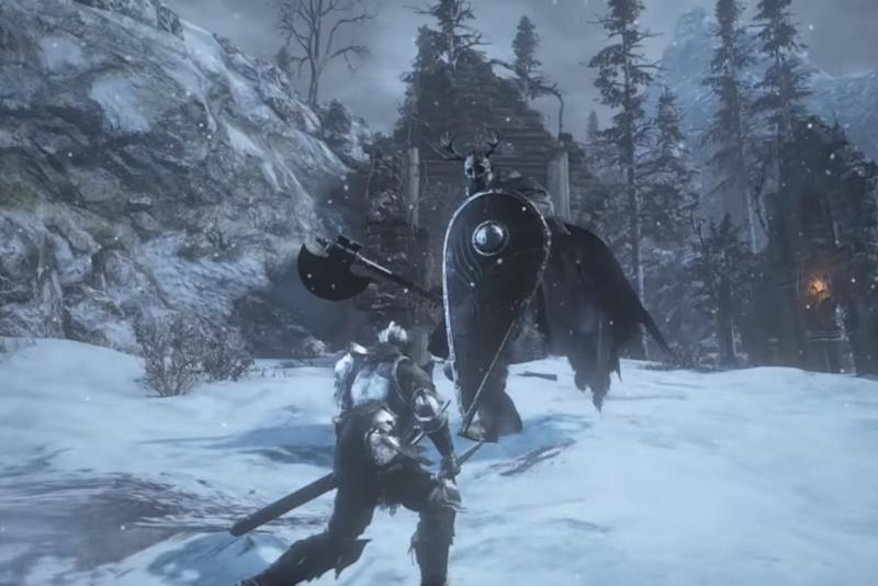 First 'Dark Souls III' expansion, 'Ashes of Ariandel,' teased in new gameplay trailer