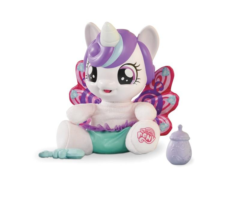Ponies And Princesses Hasbro Launches Charm Offensive For