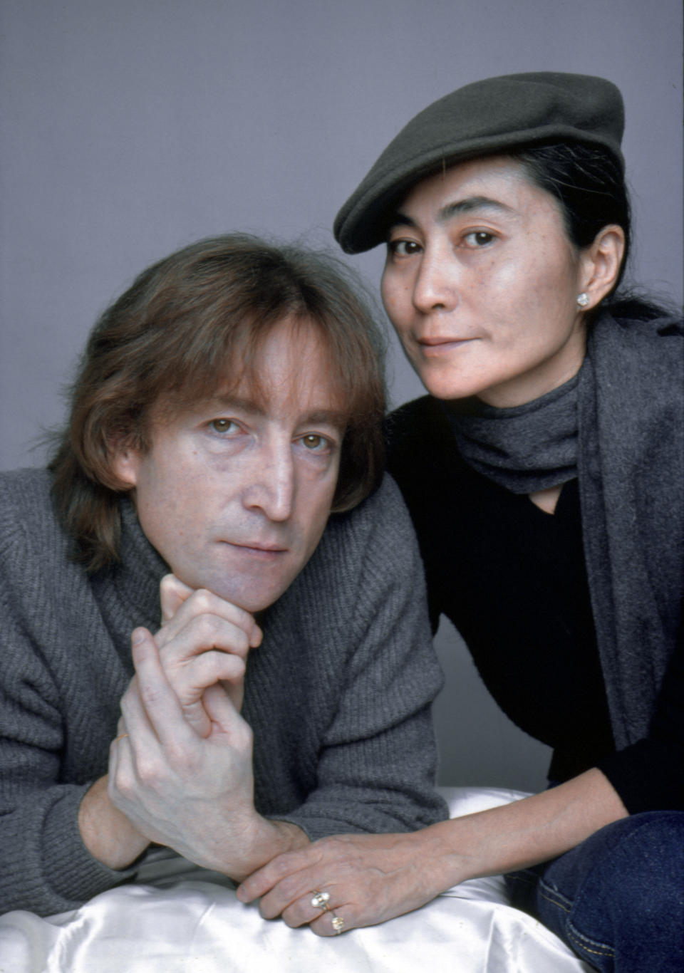 <p>Both Lennon and Ono were married when they began their relationship and eventually married in 1969. From their infamous Bed-ins to their eccentric personalities- Lennon and Ono remain one of the most iconic couples in music history. <em>(Image via Getty Images)</em></p>