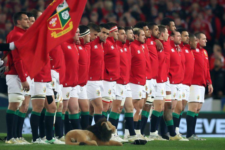 British and Irish Lions rumbo al South African Tour 2021