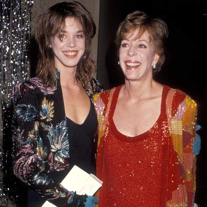 34th Annual Thalians Ball - October 28, 1989 (Ron Galella Collection via Getty Images)